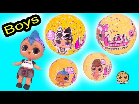 Boys ! LOL Surprise Big & Lil Brothers Dolls in Mystery Blind Bag
