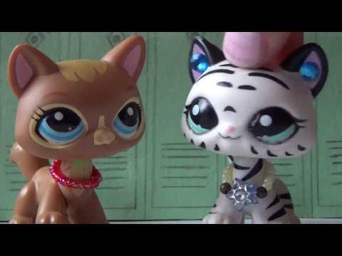 Littlest pet shop(LPS)The girl for the Prince(Девушка для Принца) 1 сезон 1 серия