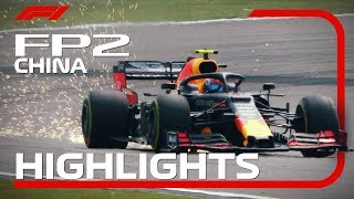 2019 Chinese Grand Prix: FP2 Highlights