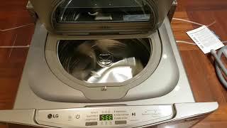 LG Twin Wash Mini - Unboxing