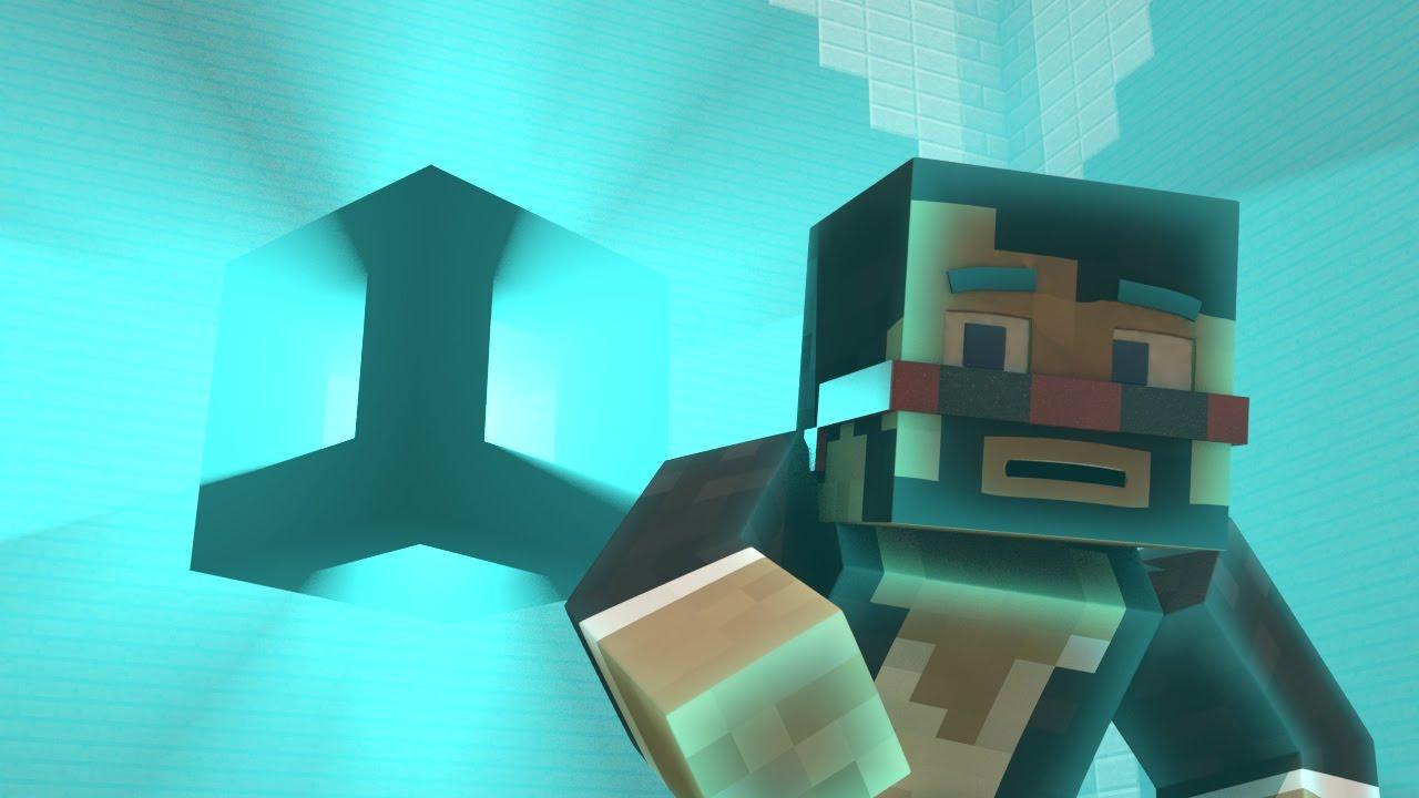 MINECRAFT BLACK HOLE? (Minecraft Animation)
