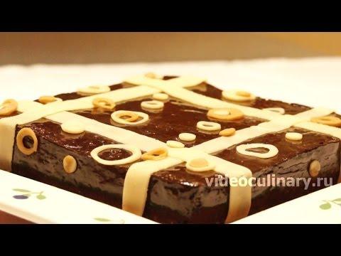 Торт Сувенир - Рецепт Бабушки Эммы