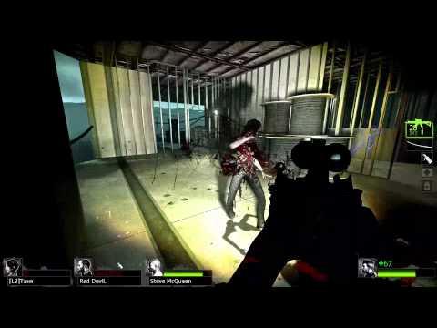 Обзор на Left 4 Dead 2 [1 часть]