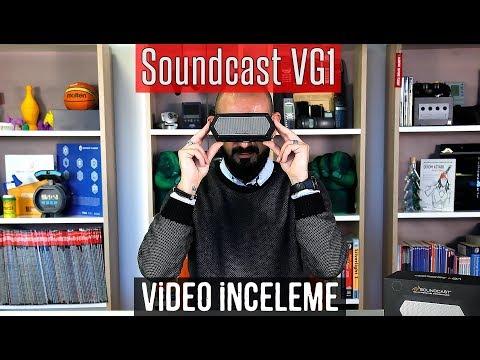 Soundcast VG1 İncelemesi - Suya Darbeye Dayanıklı Kompakt Bluetooth Hoparlör