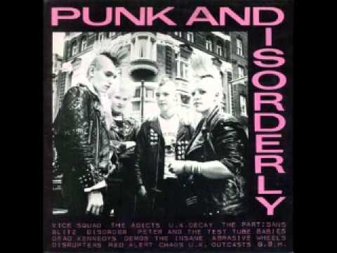 VA Punk and Disorderly VOL 1(FULL ALBUM)