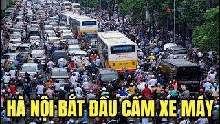 Hà Nội chính thức thức cấm xe máy tuyến đường Nguyễn Trãi - Lê Văn Lương, báo chí Quốc tế nói gì?