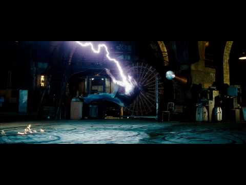 THE SORCERERS APPRENTICE TRAILER