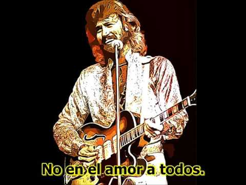 Bee Gees - Not in Love at All