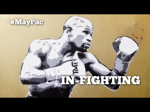 Mayweather vs Pacquiao: Signature Techniques #2 - Floyd's Roughhousing