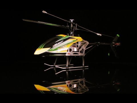WL Toys Sky Dancer V912 Quick Look