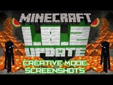 Trailer Minecraft 1.8.2  2015 jos atuvce