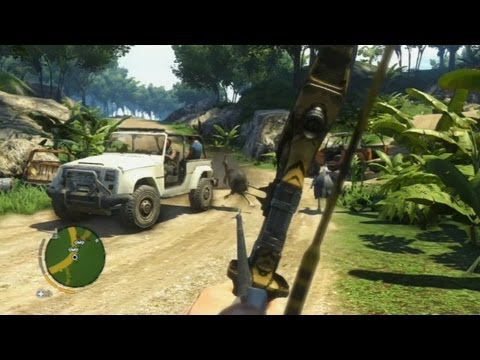 FAR CRY 3: ANIMALES TRAICIONEROS