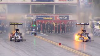 #ThrowbackThursday - Slowest Top Fuel race in ANDRA Drag Racing history?