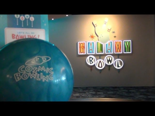 Universal's Cabana Bay Beach Resort Galaxy Bowl Detailed Tour at Universal Orlando