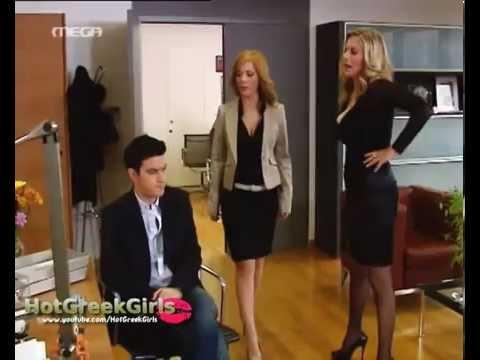 Η sexy  ΘΕΟΦΑΝΙΑ ΠΑΠΑΘΩΜΑ / Theofania Papathoma Part3
