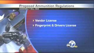 California Targets Ammo Sales Criminals Will Drive To Las Vegas