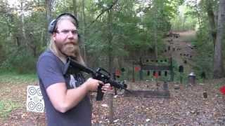 Bushmaster XM15 M4 style rifle