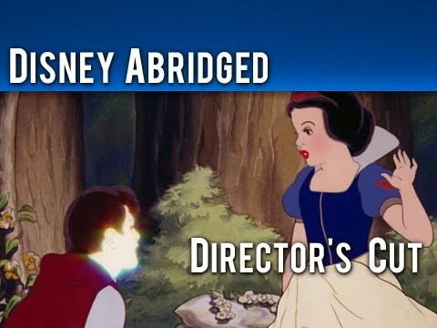 [Disney Abridged] Snow White and the Seven Dwarfs (Director's Cut) Music Videos