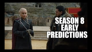 Game of Thrones Season 8 | Early Predictions
