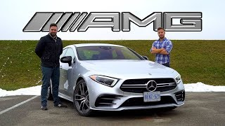 2019 Mercedes-AMG CLS 53 Review // A Real AMG?