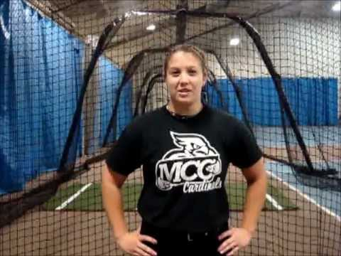 Kaitlyn Caston - MCC Softball Recruiting Video