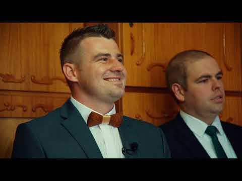 Tímea és János esküvője