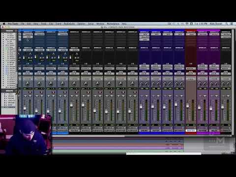 Como preparar una mezcla para masterizacion profesional - Grabacion y Mezcla