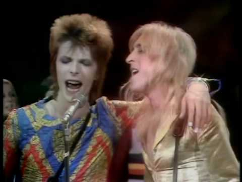 David Bowie - Starman (Top Of The Pops, 1972) HQ