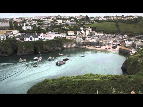 Calling Cornwall - Goff Richards
