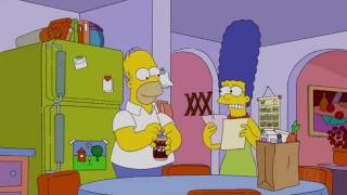 Bart Tries To Destroy Springfield Elementary