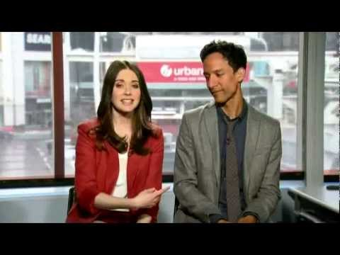 BT Vancouver: Community's Alison Brie And Danny Pudi