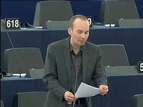 Paul Murphy MEP - Attacks Barroso on the Austerity Treaty turning Europe into an economic wasteland
