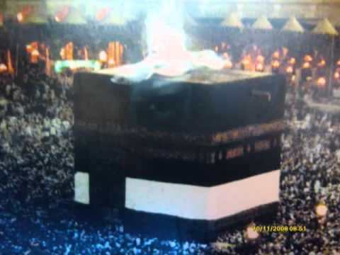 Angel Real Image photo In Mecca Kaaba 2008.flv video
