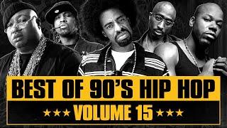 90's Hip Hop Mix #15 | Best of Old School Rap Songs | Throwback Rap Classics | Westcoast |Bay Area