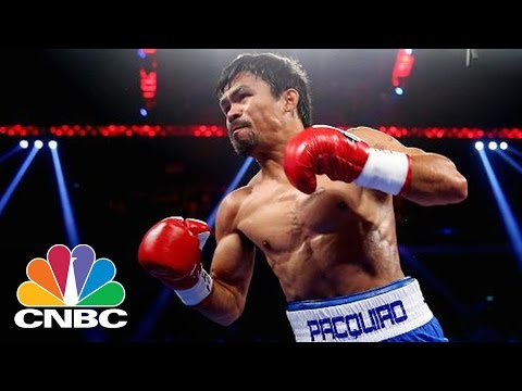 Nike Drops Manny Pacquiao Sponsorship After Anti-Gay Comments: The Bottom Line | CNBC