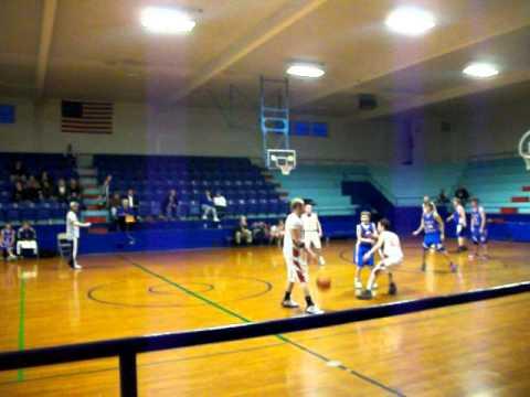 Lake West Christian Academy vs. Trinity Christian Academy 2-8-12 - 02/09/2012