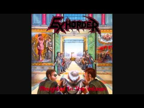 Exhorder - Homicide