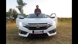 Honda Civic 1.8 i-VTEC Oriel Complete Review |Price & Specs | Pakistan