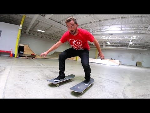 Can You Do NO OLLIE Skate Tricks!?