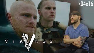 Vikings: s04e16 Crossing REACTION!