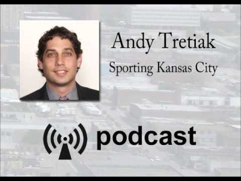 Andy Tretiak of Sporting Kansas City on Success With a Brand New Brand