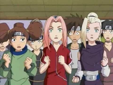 Naruto Cartoon Heroes (funny) video