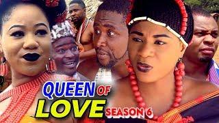 QUEEN OF LOVE SEASON 6 - 2019 Latest Nigerian Nollywood Movie Full HD | 1080p