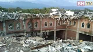 Kemusnahan gempa di Aceh