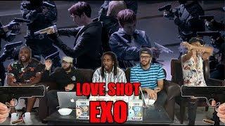 Exo 엑소 39 Love Shot 39 Mv Reaction Review