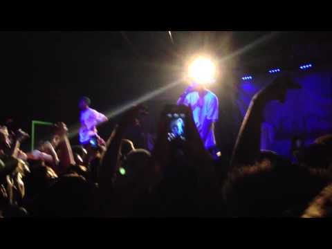 Tyler, The Creator and Earl Sweatshirt Perform Assmilk in Sacramento