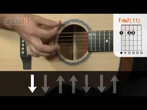 Uma Nova História - Fernandinho (aula de violão simplificada)