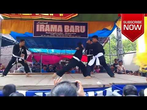 Pentas Seni PSHT Rayon Pandan Krajan,MOJOKERTO Bersama PSHT Rantau GERSIK,.FULL VIDEO HD