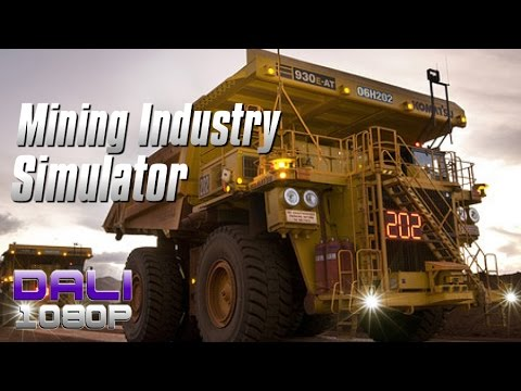 Mining Industry Simulator Completed Tutorial PC Gameplay FullHD 1080p