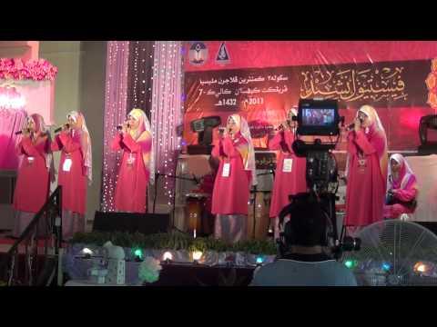 Festival Nasyid Kebangsaan 2011 - Smka Al-irshad P.pinang video